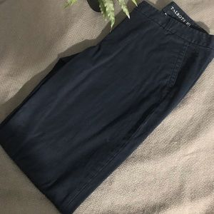 Talbots size 10 Navy The Weekend Chino Pants